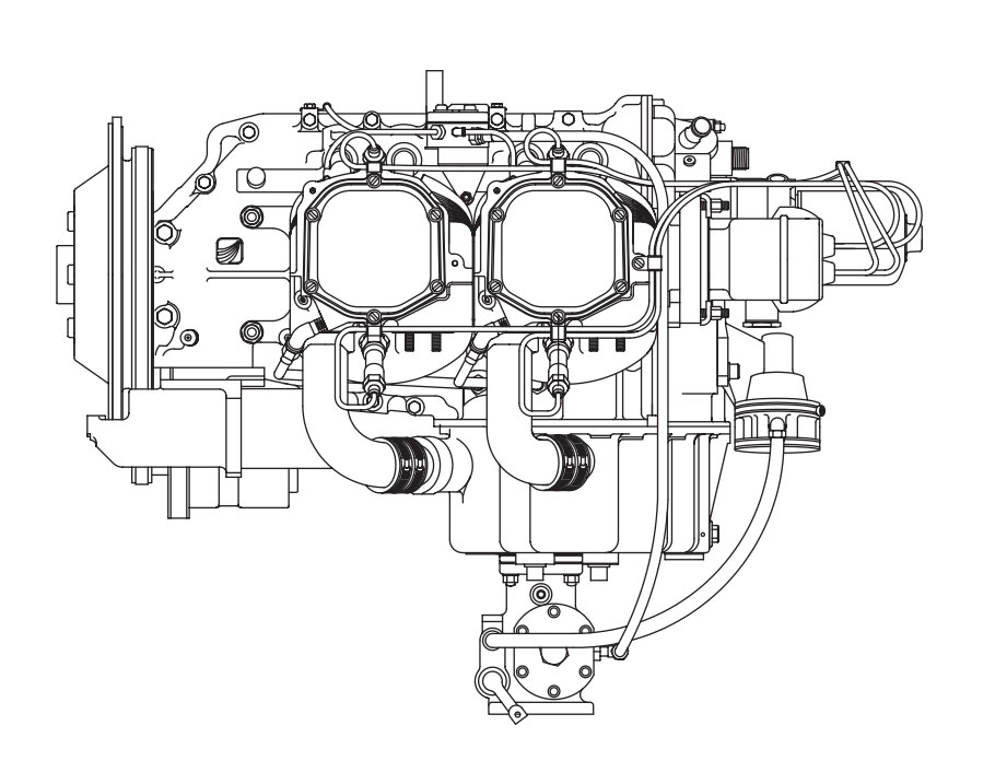 180 lycoming engine diagram