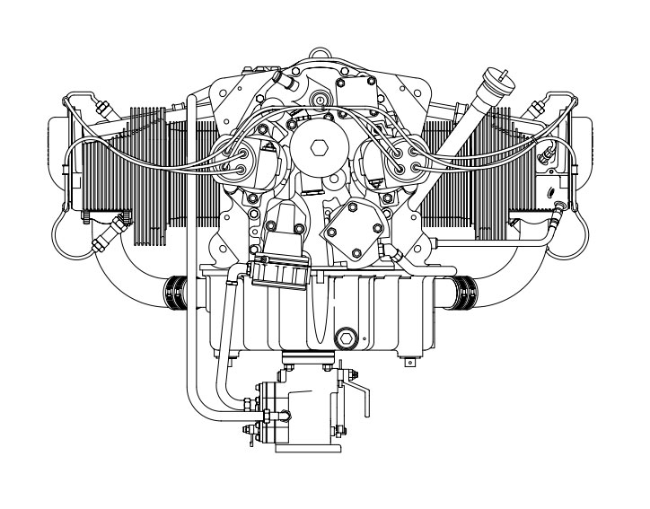 Lycoming O 320 Parts Diagram