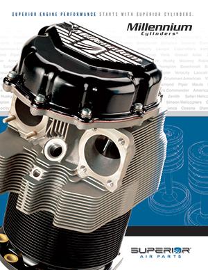 Superior Air Parts :: Millennium Cylinders